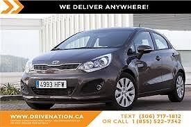 2013 Kia Rio LX+ LOW KILOMETERS! AUX! HEATED SEATS!
