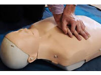 First Aid /Food Hygiene / Health and safety training