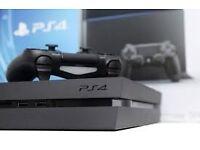 PS4 + Metalgear phantom pain + GTA5 + uncharted