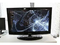 CASH FOR BROKEN OR FAULTY TV LCD PLASMA LED SMART LONDON