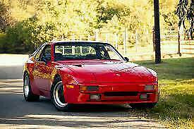 Wanted Porsche 944 Automatic