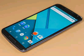 Week old brand new condition nexus 6 32gb plus case for sale