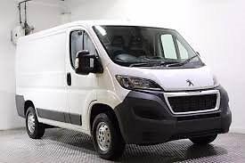 Peugeot Boxer Panel Van White, Low Mileage 10,000 miles, NO VAT.