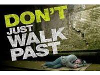 Urgent! £9-£13 p/h Stop Homelessness & Join St Mungo's as a Street Fundraiser, Immediate Start (CH)