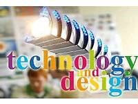 Technology and Design tutoring service