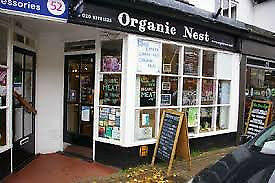 Organic Nest- Shop for sale in Thames Ditton