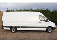 Short-notice Removals Services, with MAN AND VAN HIRE £15PH Call Now
