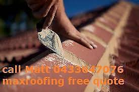 Tile Roof Cleaning and Roof Restoration|Roof Painting Clayton Monash Area Preview