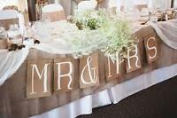 Rustic Country Style Wedding Decor and Rentals