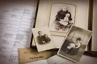 Do you Want to know more about your Family History?