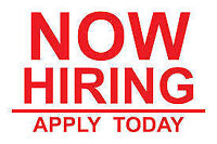 GENERAL LABOUR OPENINGS- COME SEE US TO START ASAP