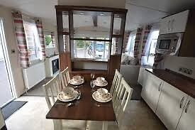 2017 VICTORY GROVEWOOD 33X12X2 BEDROOM STATIC CARAVAN FOR SALE AT CAIRNRYAN HOLIDAY PARK