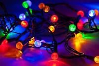 Christmas lights installation for residential and commercial