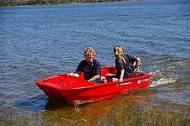 Finn 2.4 Dinghy - Cat Hulll. Stable. Fishing Moonta Bay Copper Coast Preview