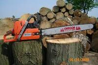 Need your wood cut or split?
