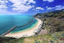 2 cheap flight tickets London - Tenerife Island 04.NOV - 11.NOV