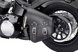 Sacoche en cuir softail Harley-Davidson