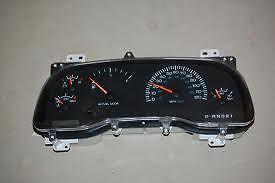Speedometer, Dodge ram 2000