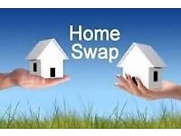 Home swapper - Council houses - downsize to 1 bed flat