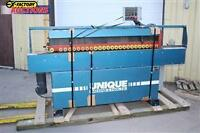 Woodworking Machinery Available