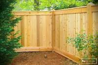 Canmore Fencing & Retaining Wall Crew right Here 4 U