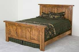 "Heritage Woodworking ""Queen Bed Frame"" Kingston Kingston Area image 4"