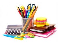 Lots of various stationary for sale, all in great condition. Enough to kit your new office out.