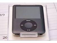 iPod NANO 3rd gen 8 Gb - broken backlight !!