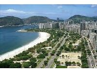Love Rio and want to invest ? LOVELY 4 beds for sale - Only £ 300 K - Flamengo - Rio de Janeiro- BR