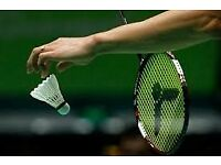 Looking for badminton and table tennis partners in the Reading area