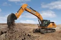 Excavation equipment operators and labourers