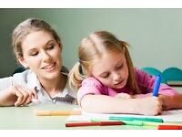 Tutoring & Child care (2 years olds to 13 years old)