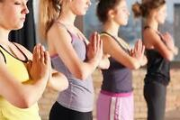 Private and semi private and group Yoga classes