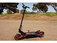 Zero 10x 52v 23ah electric scooter