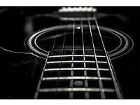 Acoustic Guitarist and vocalist wanted