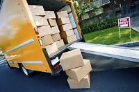 Moving service in grand Montreal area for reasonable rates
