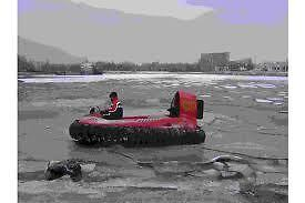 Hovercraft's Reduced!!! red $10,000 & blue $19,799