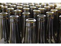 Beer Bottles Homebrew