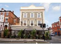 Experienced waitress and bar staff for busy gastro pub in Fulham wanted