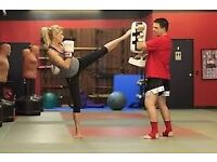 Free class - Combat-inspired fitness & kickboxing in city centre