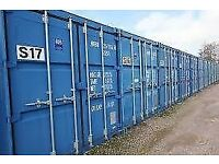 Self Storage Containers To Rent 10 mins from Oxford City Centre