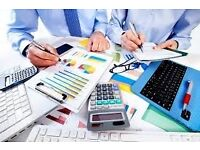 Bookkeeping services, self assessments , VAT returns & financial adivce
