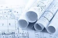 Blueprints Architectural and Structural Engineering