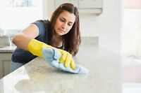Professional Cleaners in Mississauga & Brampton area for $17/hr.