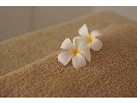 Thai relaxing massage