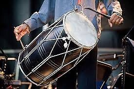 INDIAN DRUMMER FOR ALL SPECIAL OCCATIONS