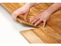Laminated and hardwood flooring fitting specialist