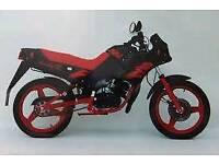 Rare MJF 50cc motorbike (Motor Jikov)