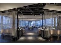 Do you wish to be part of something new? Issho and East 59th - are now open - Receptionist required