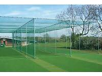 Looking for a cricket net partner